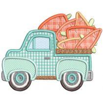 Vintage Easter Trucks