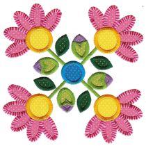 Free Baltimore Album Applique Machine Embroidery Design