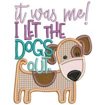 Dog Lovers Word Art 1