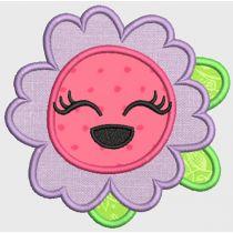Fun Flowers Applique