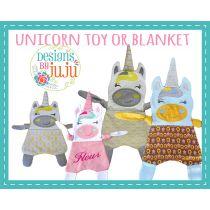 Unicorn Cuddle Toy