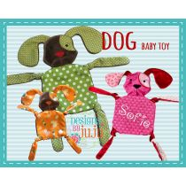 Dog Baby Toy