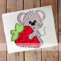 Strawberry Mouse Boy