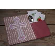 Mug Rug Cross Pocket 2