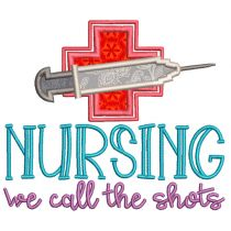 Nurse Sayings Machine Embroidery Designs By JuJu