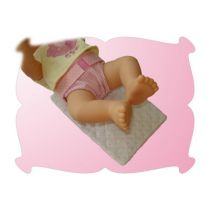Dolly Diaper and Changing Pad