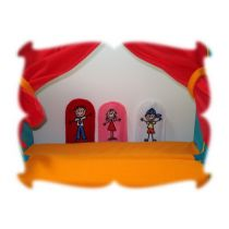 Finger Puppet Family 1