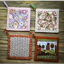 ITH Potholders Series 1
