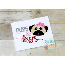 Pugs And Kisses Girl