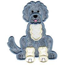 Dog Breeds Applique Set 7 Designs by JuJu Machine Embroidery Designs
