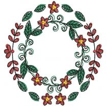 Sketch Christmas Wreaths