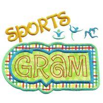 Sports Mom Applique Set 3