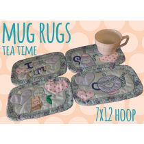 Tea Time Mug Rugs