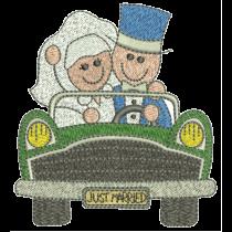 Stix Family Wedding Filled Machine Embroidery Designs By JuJu