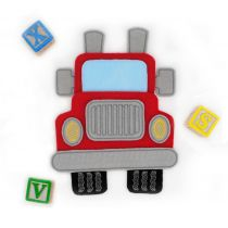 Busy Book Page Truck Add On
