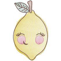 Vintage Sketch Cute Fruit