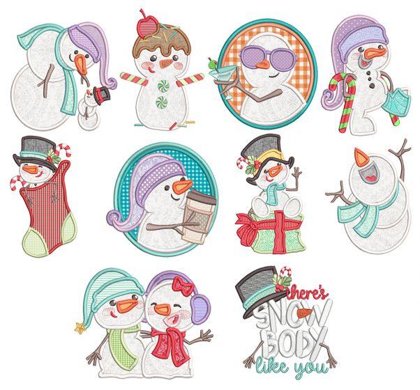 Snowmen 2019