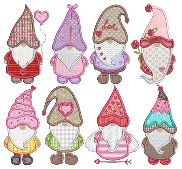 Valentine Gnomes 2