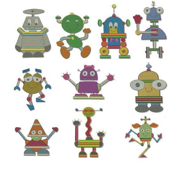 Friendly Robots