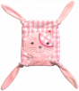 Cat Baby Toy Blanket