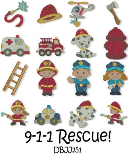 9-1-1 Rescue!