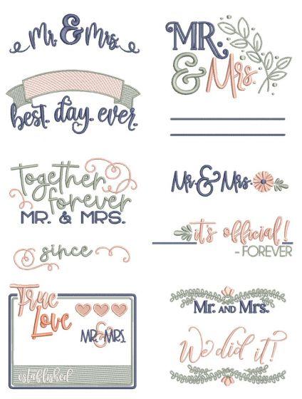 Wedding Templates 3