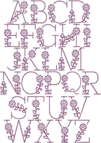 Violetta Monogram