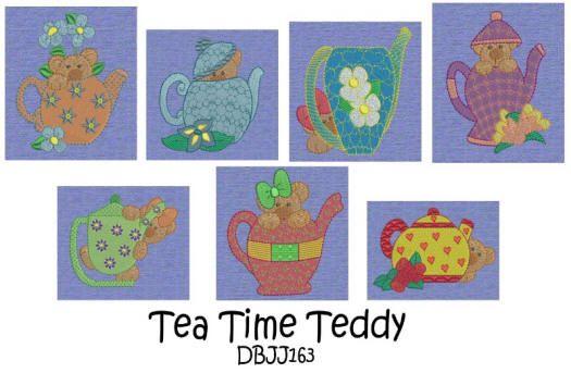 Tea Time Teddy