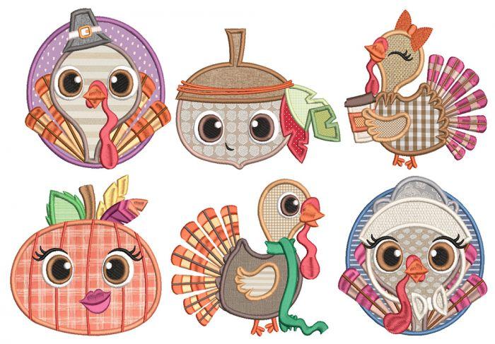 Silly Turkeys