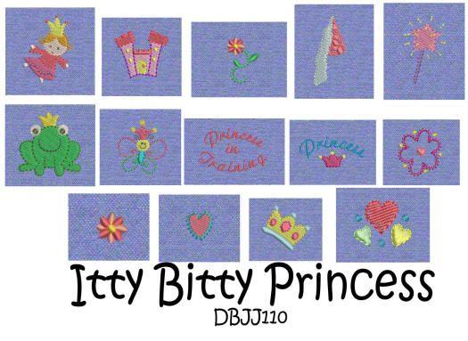 Itty Bitty Princess