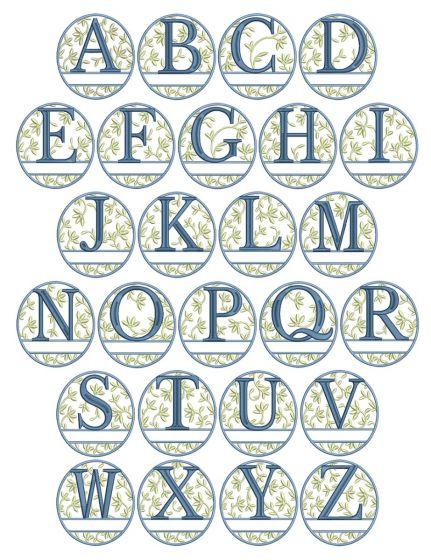 Daphne Monogram