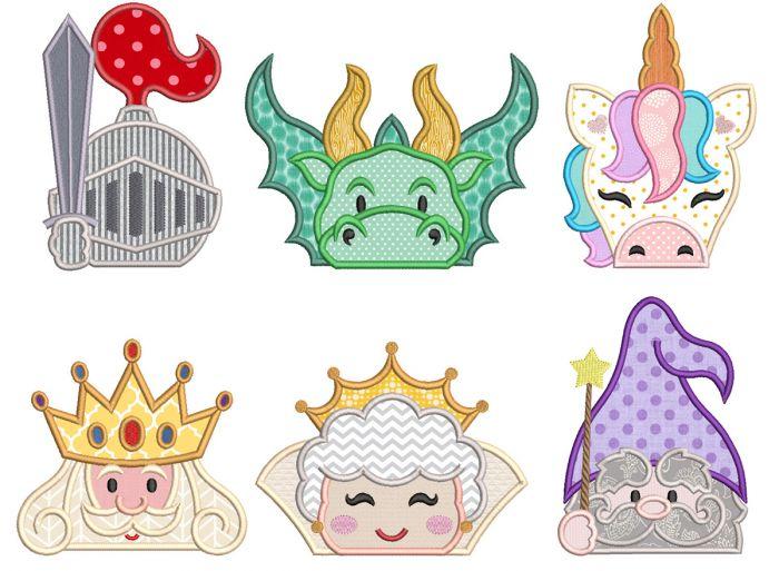 Fairytale Peekers