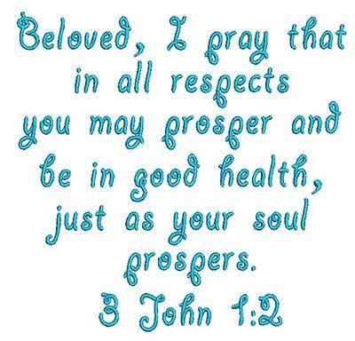 3 John 1:2 free bible verse machine embroidery design