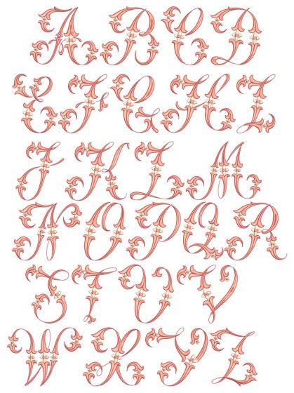 Sophia Monogram