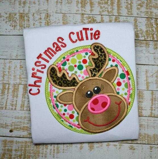Christmas Cutie Reindeer
