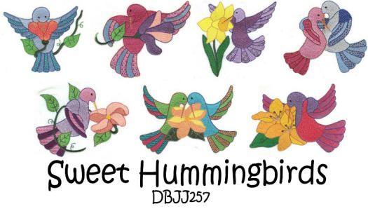 Sweet Hummingbirds