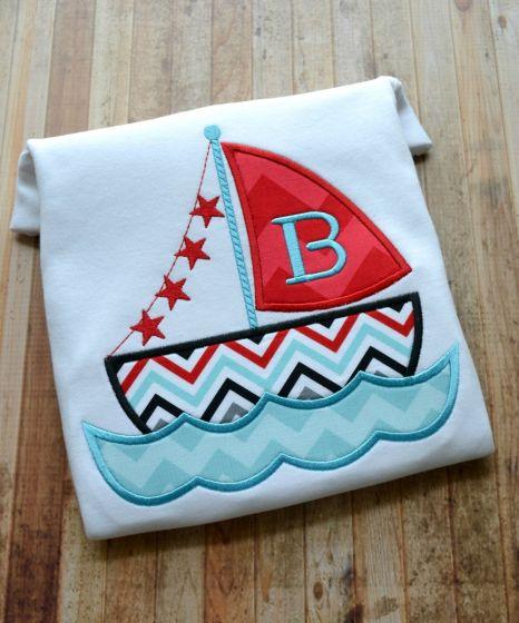 Sailboat Stars