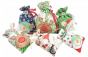 ITH Christmas Applique Gift Bags Digital Embroidery Machine Designs by JuJu