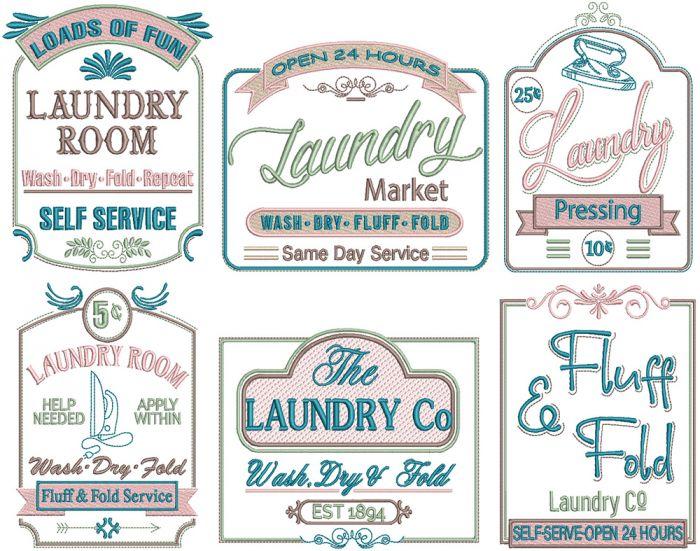 Farm Fresh Laundry