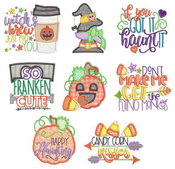 Halloween Fun 2019 Set 2