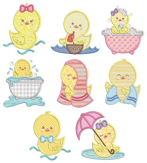 Sweet Rubber Duckies