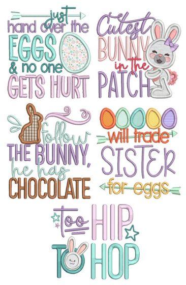 Easter Word Art 7