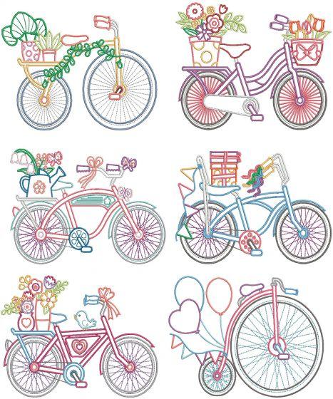 Fun Bicycle Rides 3