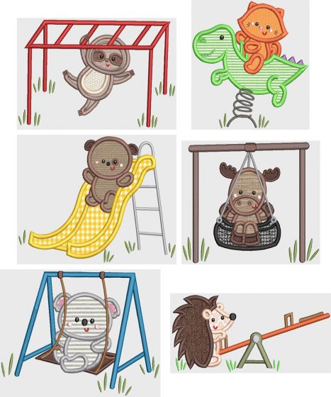 Playground Critters