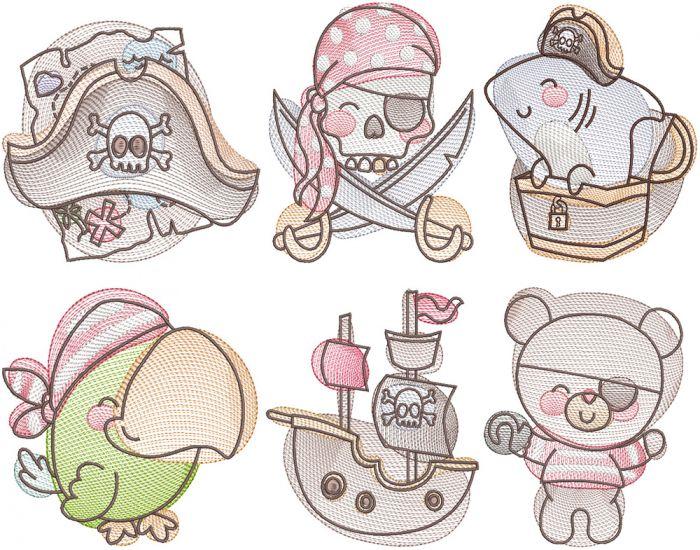 Sketch Pirates