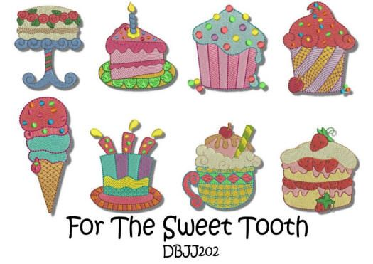 For the Sweet Tooth