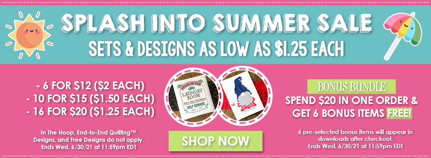 Designs by JuJu Machine Embroidery Designs