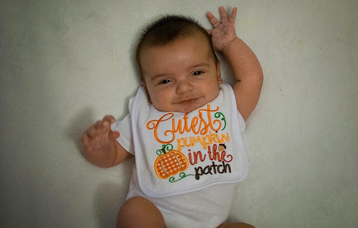 Cutest Pumpkin - Dean