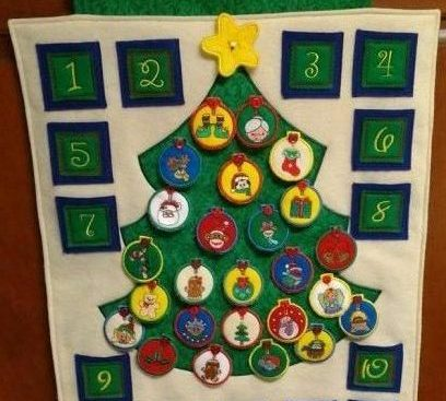Advent Calendar -4