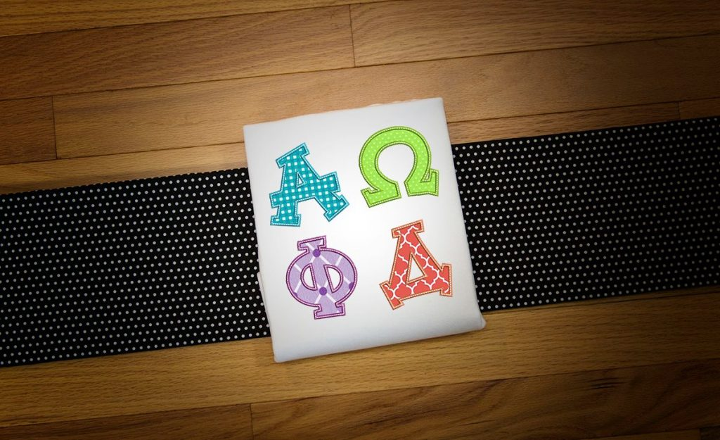 funky-4-letters / Greek Alphabet